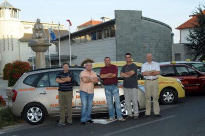 Taxi Hévíz Transzfer